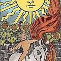 19 The Sun 太陽