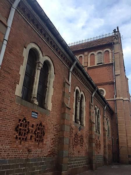 原汁原味的「聖母大教堂」