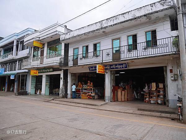 【土瓦Dawei老市場Si Pin Tharyar Market】