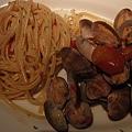 正港拿波里海瓜子扁舌麵