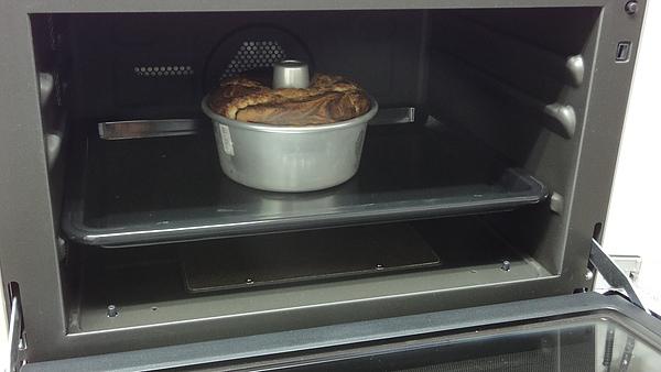 烤戚風蛋糕模式