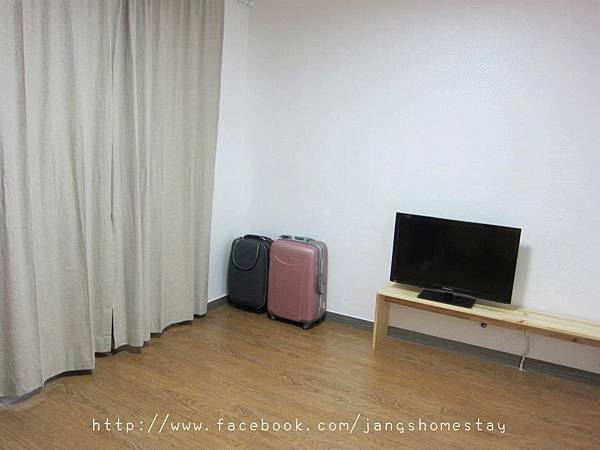 張's homestay客房