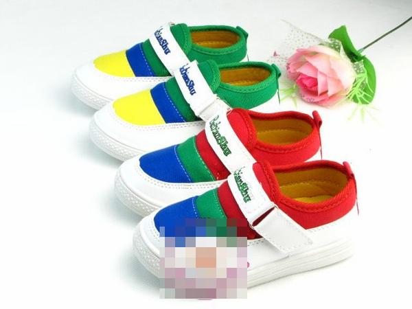 促銷彩虹版童鞋-尺寸齊全@159.199.jpg