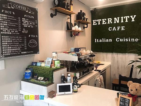 台中北區|義娜堤餐廚Eternity Café。隱藏在巷弄裡的道地義式餐廳 | 五互集團小編/老皮貓