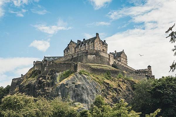 愛丁堡城堡0