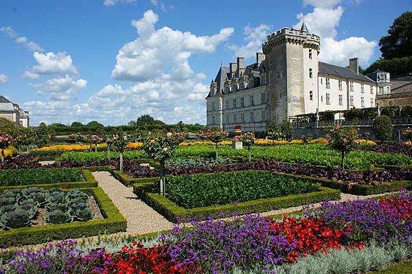 法國維朗德里城堡