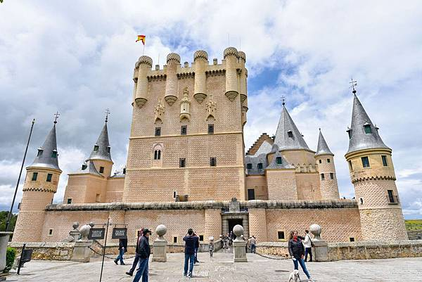 塞哥維亞城堡