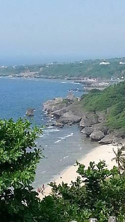 透明的海灘
