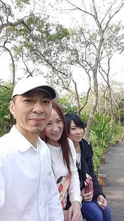 初三 我們在鳥松濕地公園