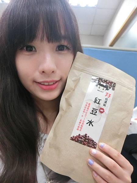 麗力生技33倍濃縮NR.LILY紅豆水~明星小V臉的秘方!