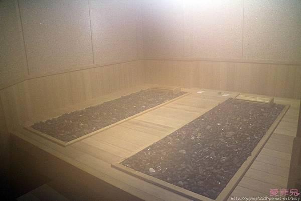 澤之湯岩盤浴