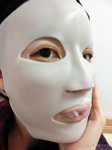 3D超導離子面罩