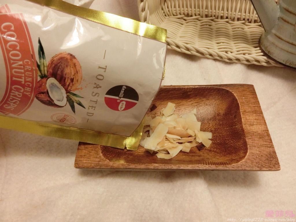 椰子肉脆片