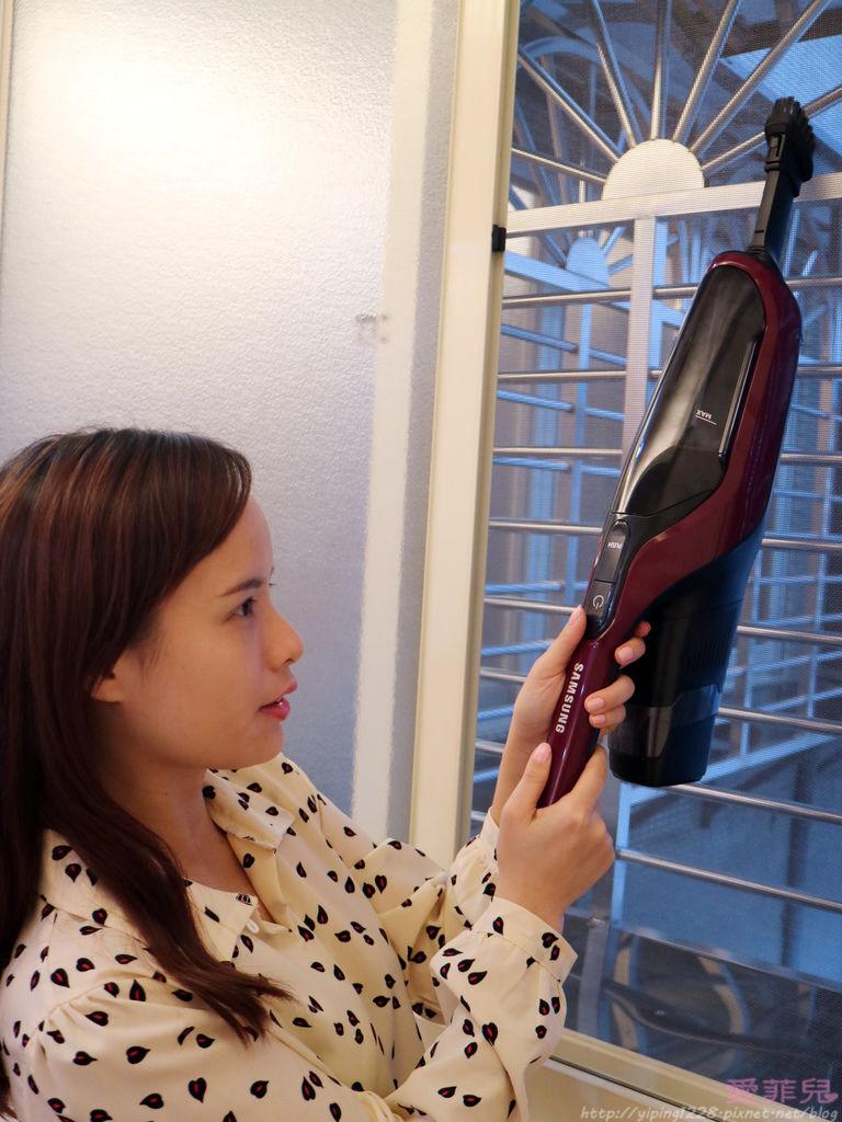 Samsung直立式無線吸塵器