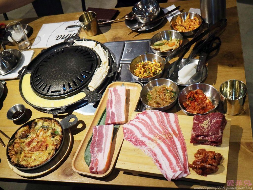 板橋韓式燒烤