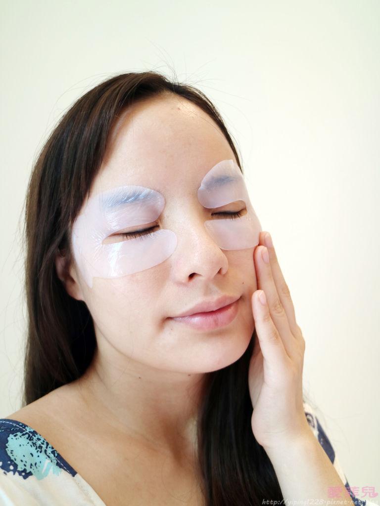 薇佳瞬效撫紋生物纖維眼膜