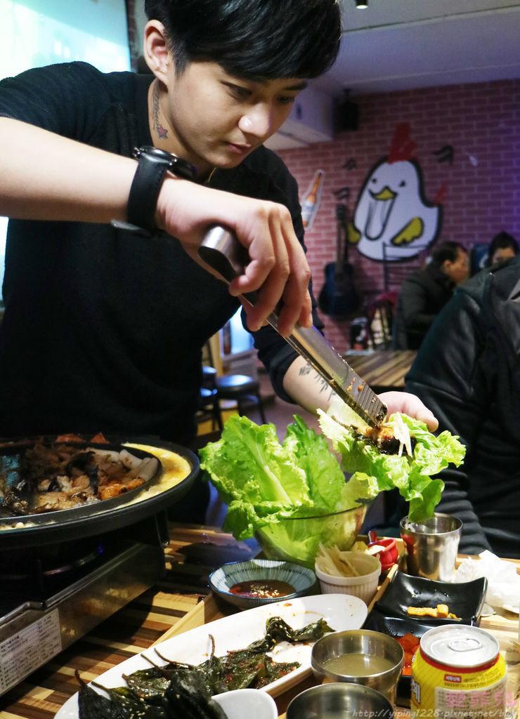 東區韓國料理