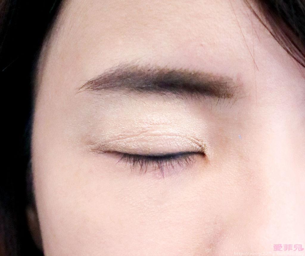 KATE 奢光燦媚眼影盒 & 持久液體眼線筆
