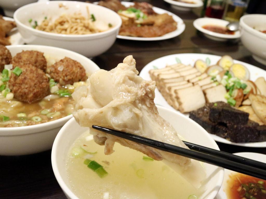行天宮必吃/眷村菜/迎客松/農安街美食