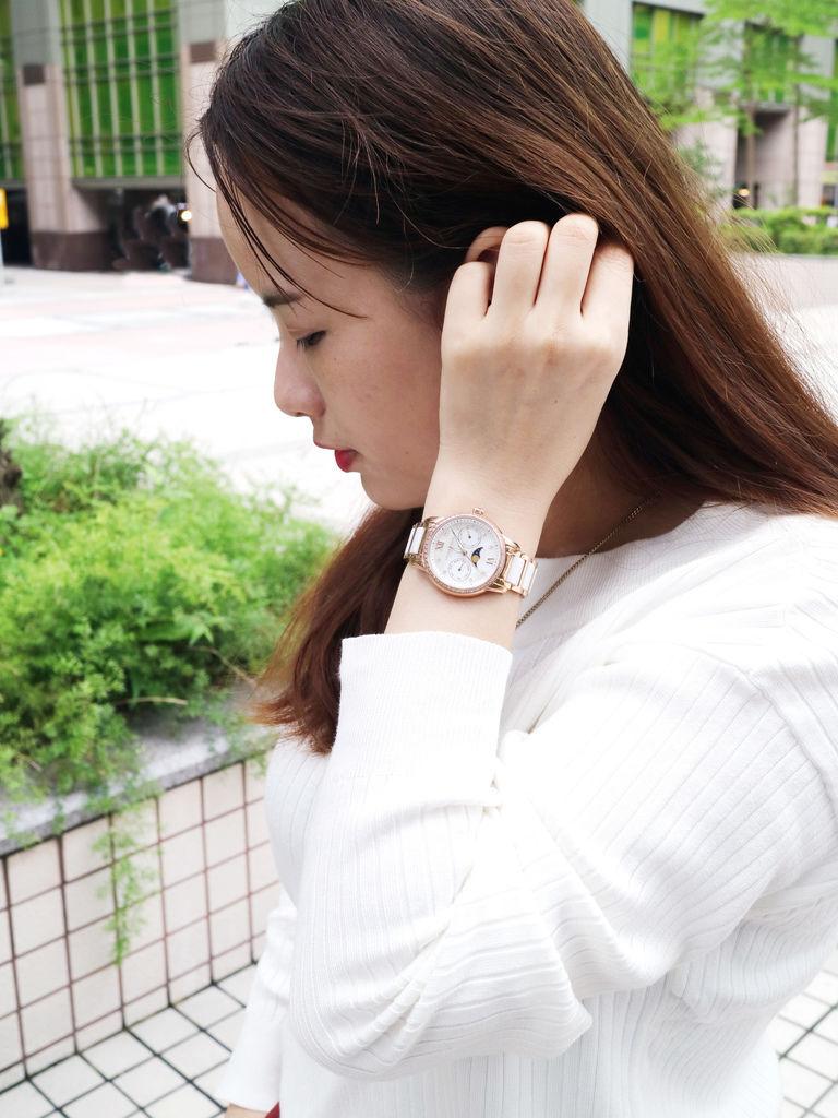 白色手錶/手錶推薦