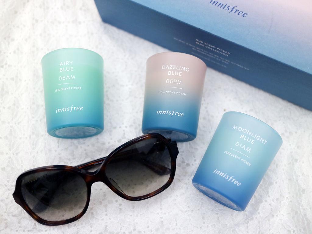 Innisfree Blue海洋香氛系列/Innisfree香氛蠟燭//Innisfree香氛皂