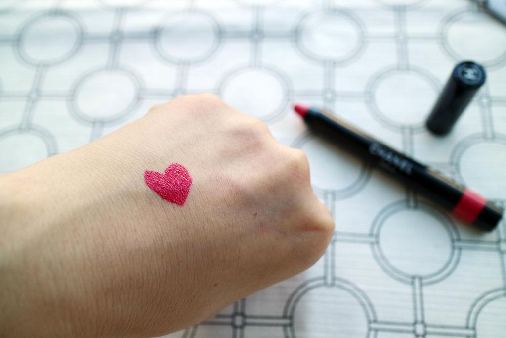 香奈兒絲緞光潤唇筆