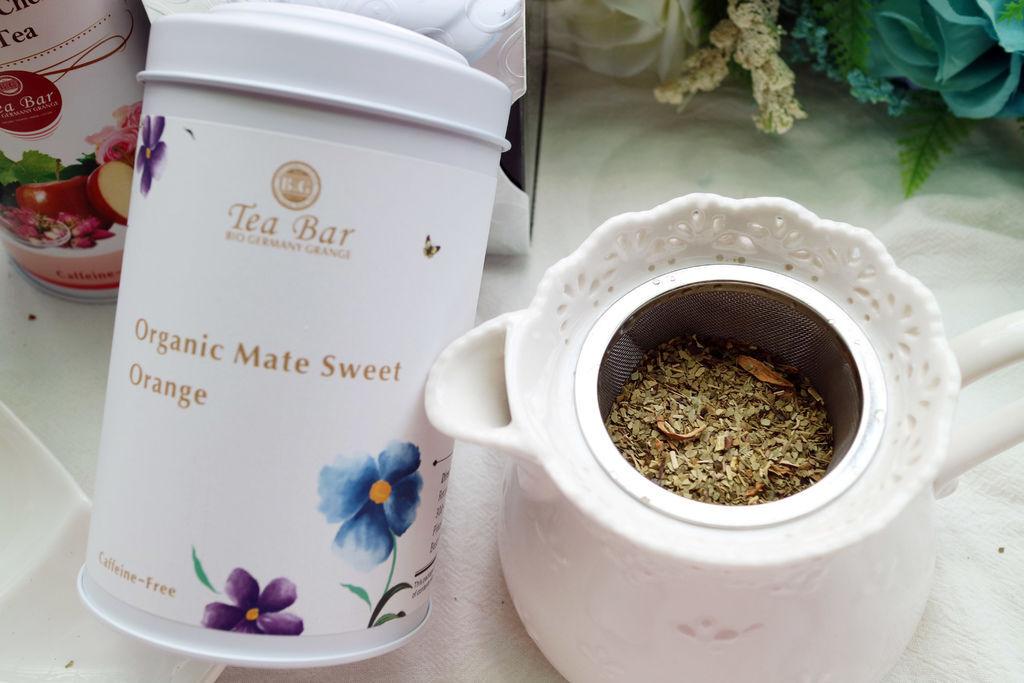 德國農莊/有機水果茶/有機玫瑰茶/有機養顏美容茶