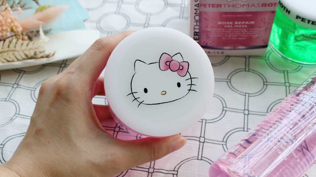 Peter Thomas Roth 彼得羅夫 Hello Kitty玫瑰舒潤活化系列