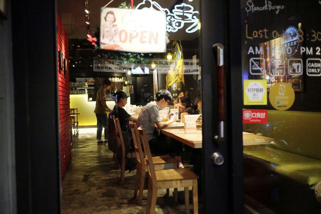 東區美食/東區餐廳推薦/東區美式餐廳/東區漢堡/Stan & Cat 史丹貓美式餐廳