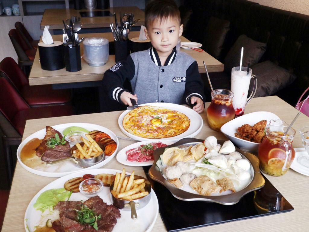 洋夫人牛排/溫體牛火鍋/葫洲站餐廳推薦