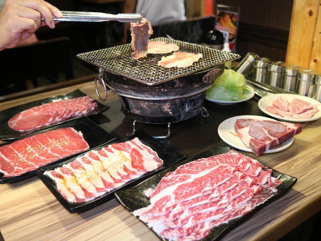 公館燒肉推薦/戰醬燒肉