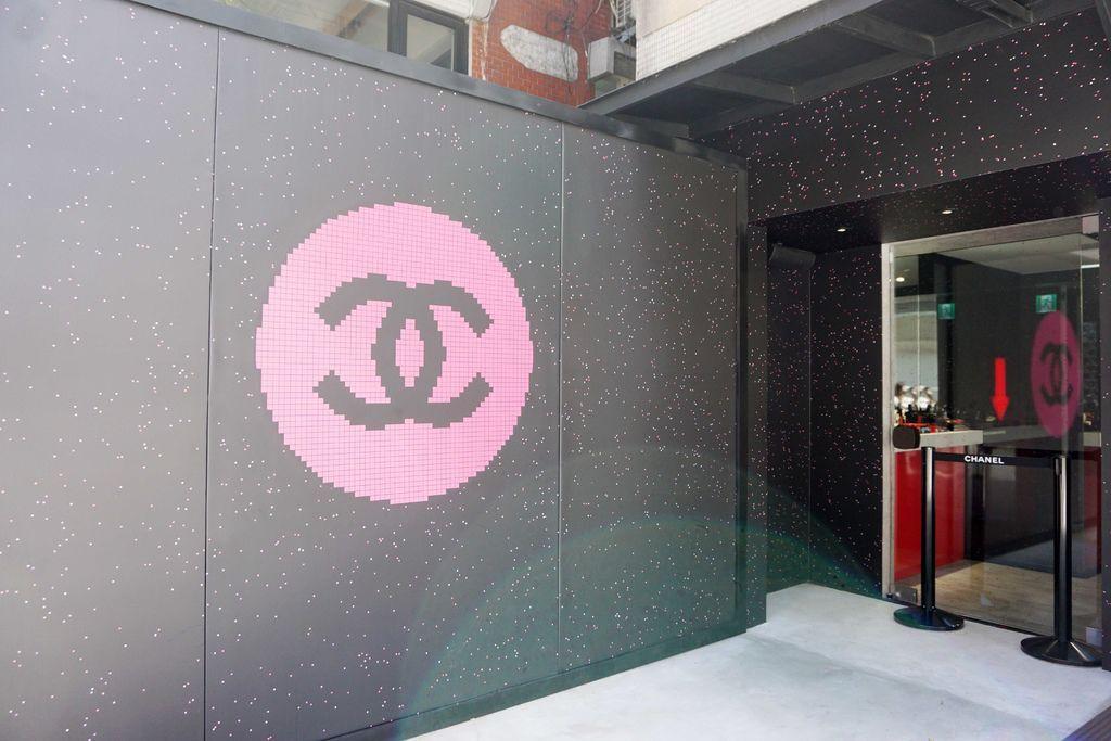 Chanel香奈兒快閃店