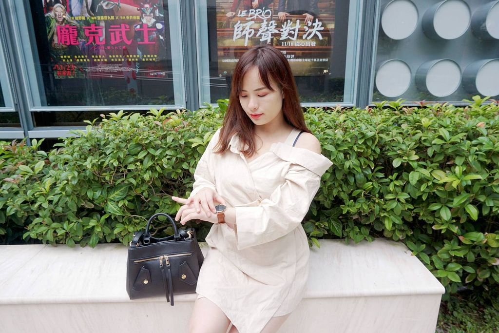 QOO10韓國女裝穿搭