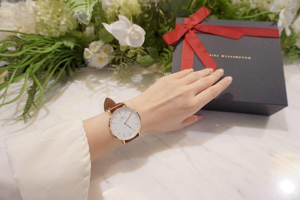 DW手錶/手錶推薦/禮物推薦/情人錶