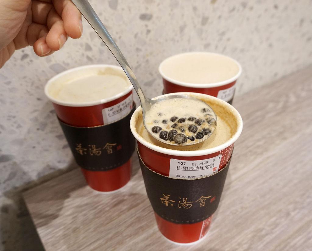 茶湯會飲料推薦/飲料店熱飲/紫米紅豆奶茶/熱的珍珠奶茶/堅果奶茶/鐵觀音奶茶