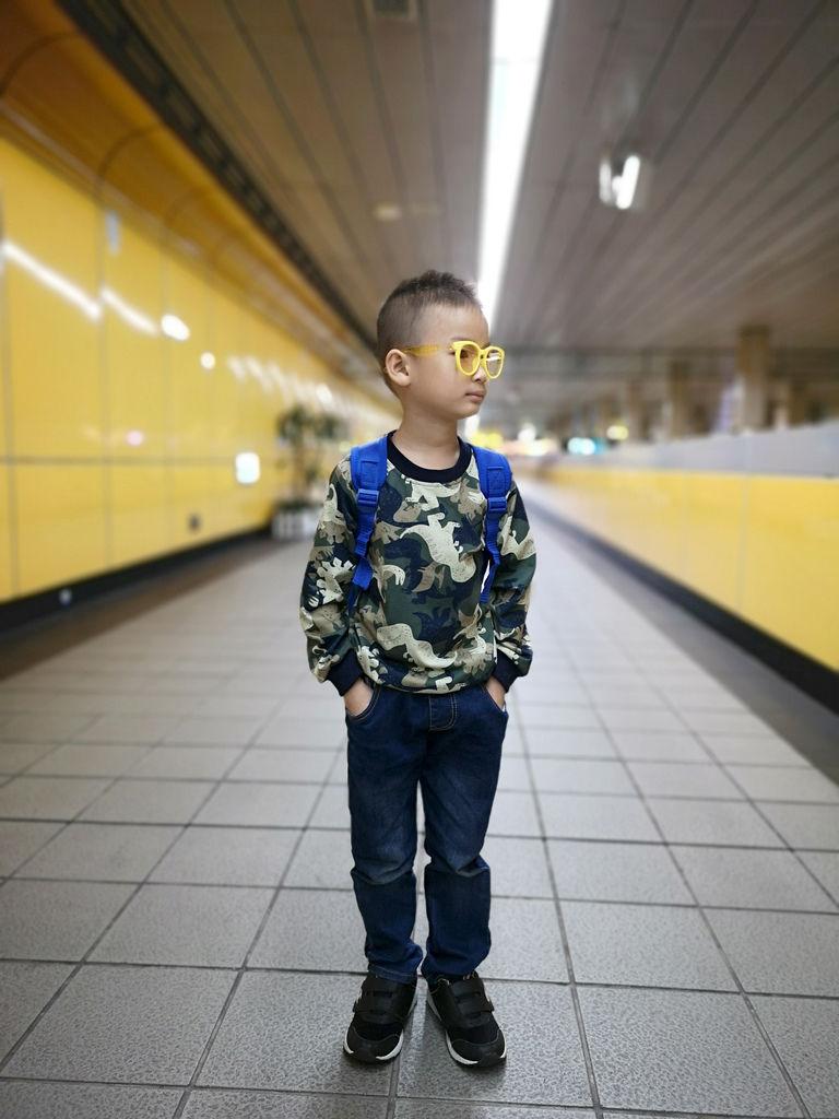 BRACHIO韓國兒童太陽眼鏡