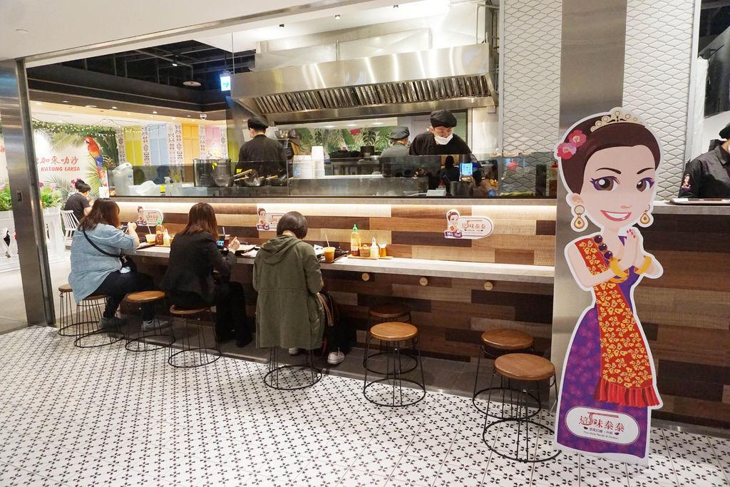 這位泰泰/微風南山餐廳美食推薦