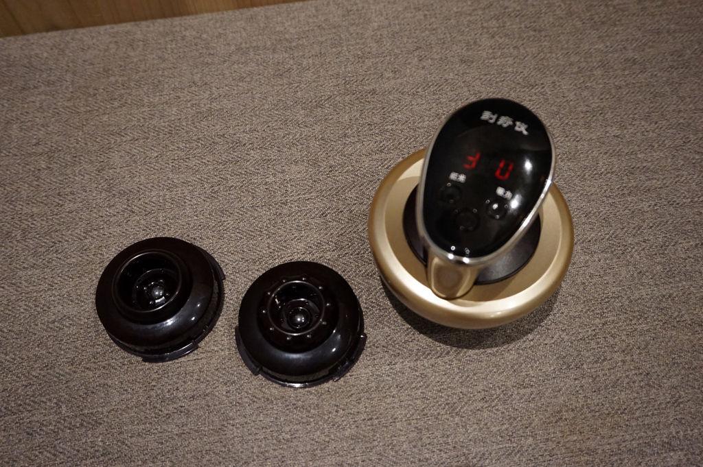 美樂麗 第九代充電型 18段無線 熱敷拔罐機 C-0174 可換3種頭/刮痧/按摩