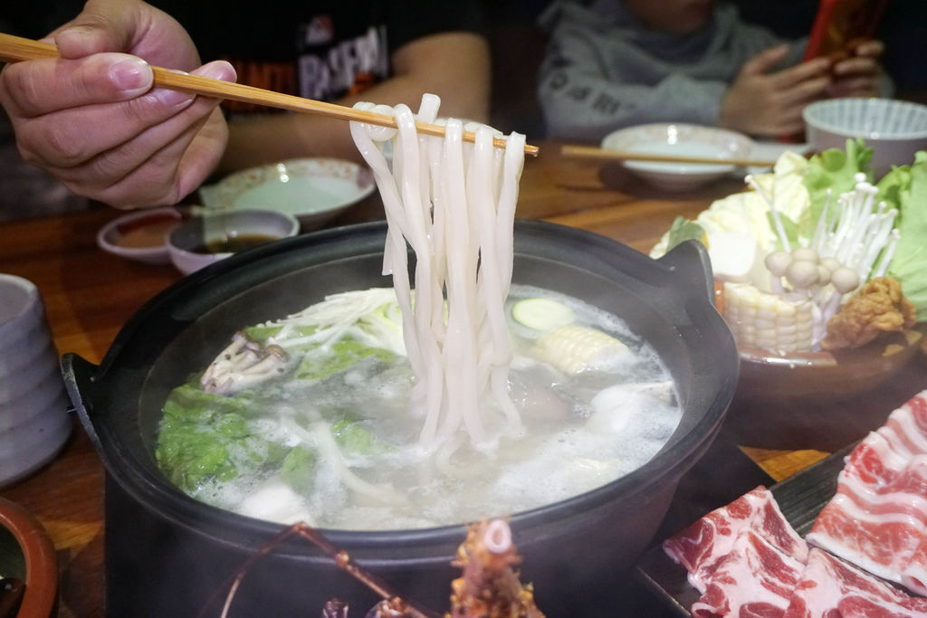 鮨一火鍋/鮨一の鍋