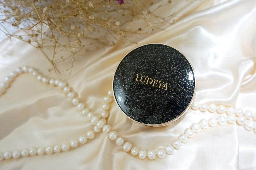 ludeya 3合1微臻全能氣墊粉餅