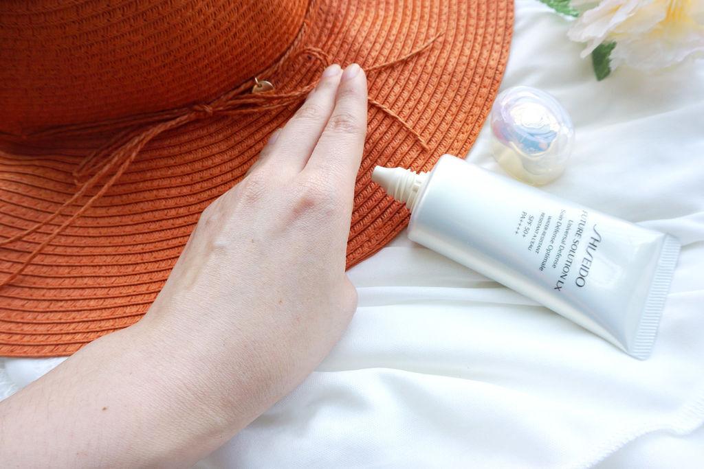 隔離霜防曬乳推薦/資生堂極上御藏防禦精華乳