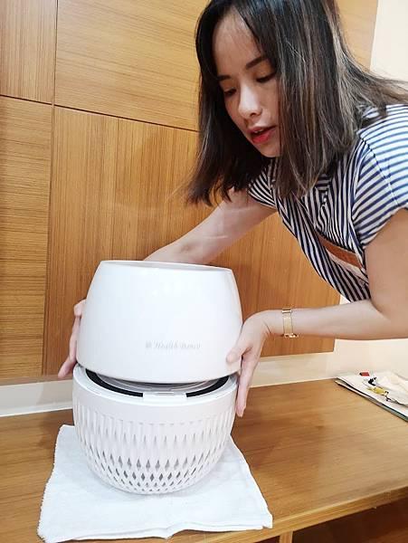 Health Banco 空氣清淨器 鑽石機