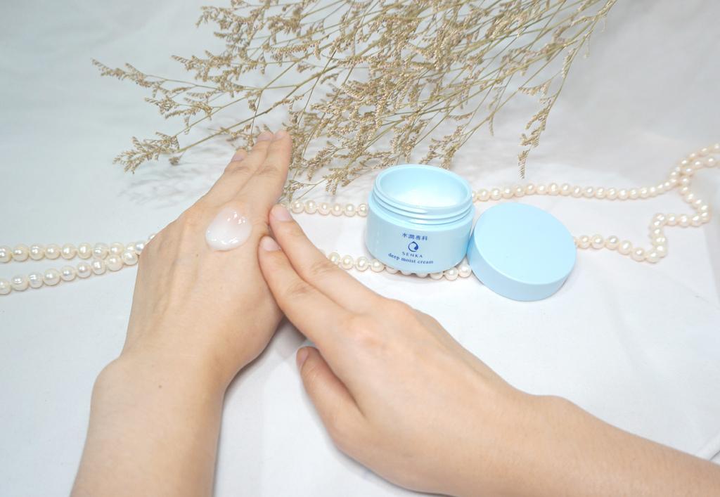 水潤專科保濕輕乳霜
