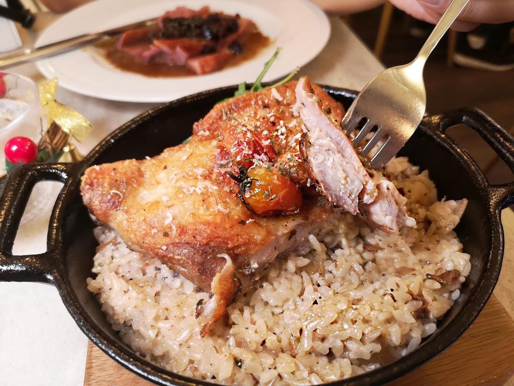 中山區餐廳推薦BLAnC 中山
