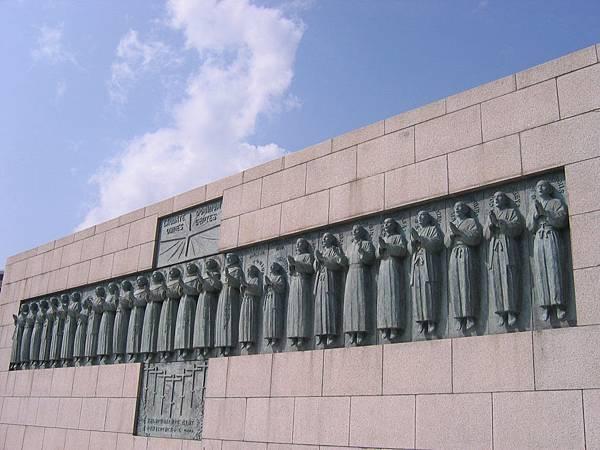 西坂公園-日本26聖人殉教地