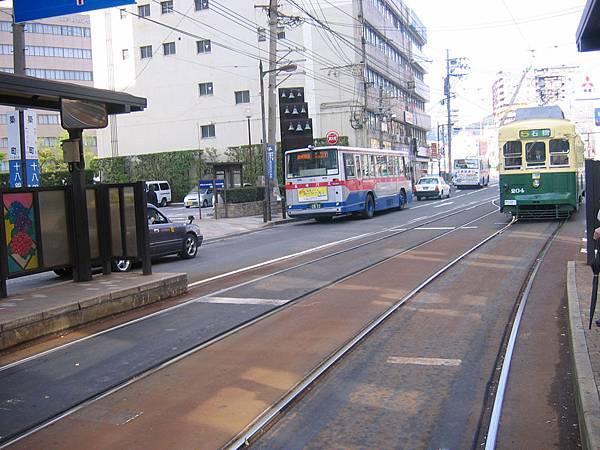 長崎路面電車