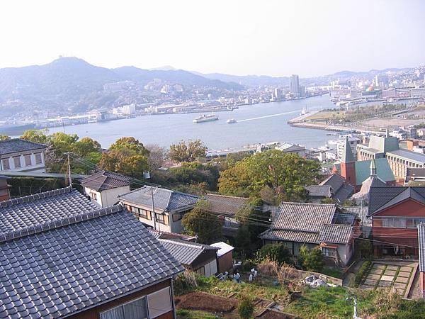 鳥瞰長崎-2
