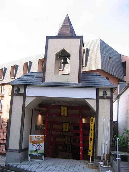 長崎蛋糕神社