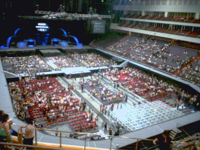 Arashi First Concert 2006 in Taipei