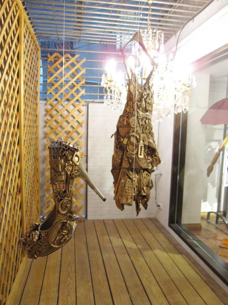 黃金衣裳、黃金鞋